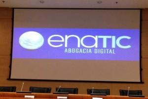 Esterea en el I Congreso Internacional ENATIC de Derecho Digital