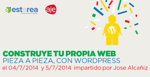 Curso práctico de WordPress en Vigo