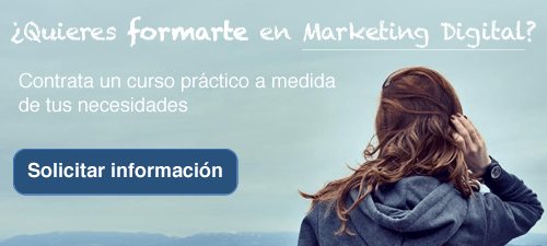 Formación en Marketing Digital