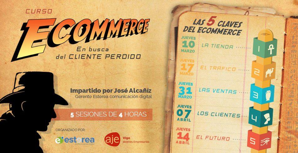 Curso de Ecommerce en AJE Vigo