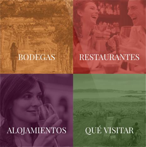 Asociados Ruta del Vino Rías Baixas