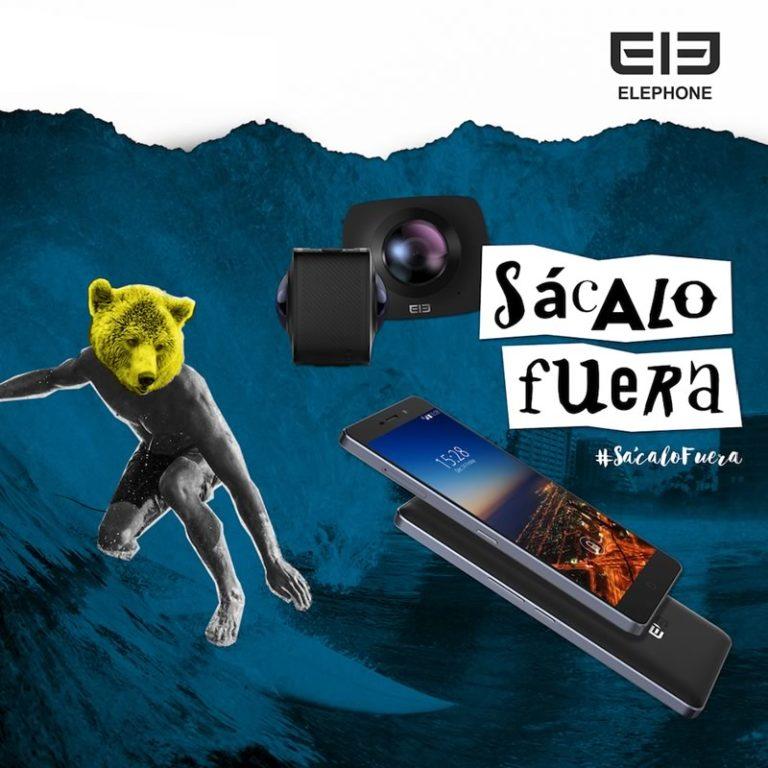 Elephone Spain