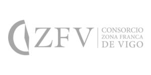 Logo Zona Franca Vigo