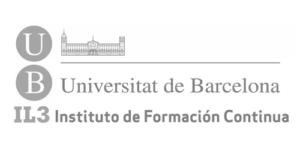 IL3 Universitat de Barcelona Logo