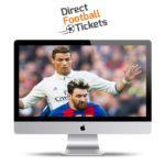Web de Direct Football Tickets