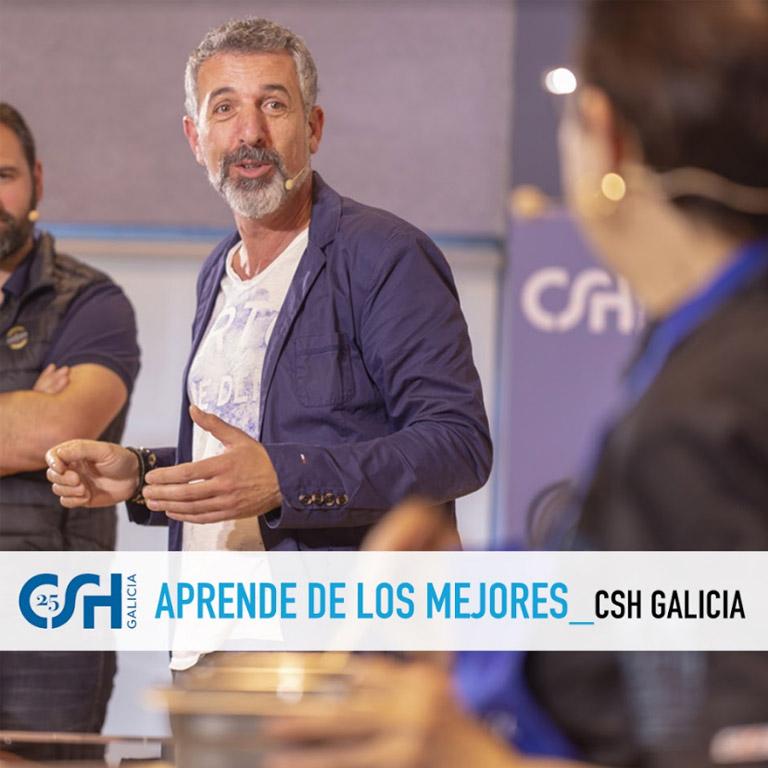 CSHG Centro Superior de Hostelería de Galicia